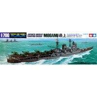 Tamiya 31341 1 700 Japanese Aircraft Carrying Cruiser Mogami Assembly Scale Military Ship Model Building Kits