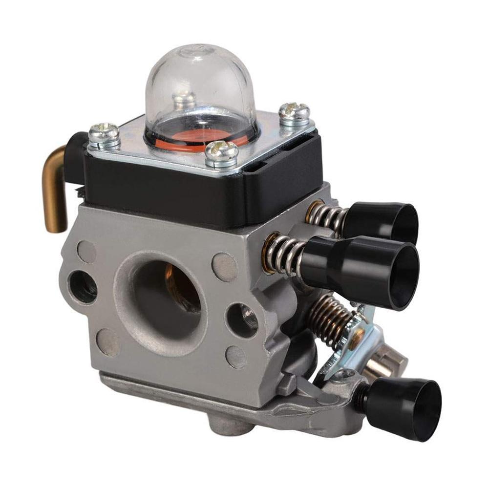 Image 3 - Carburetor Carb STIHL FS38 FS45 FS46 FS55 FS74 FS75 FS76 FS80 FS85 Trimmer-in Carburetors from Automobiles & Motorcycles