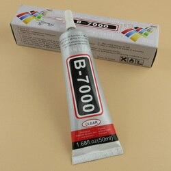 Genuine b7000 glue 50ml transparent multi purpose b 7000 adhesive jewerly craft rhinestones diy phone frame.jpg 250x250