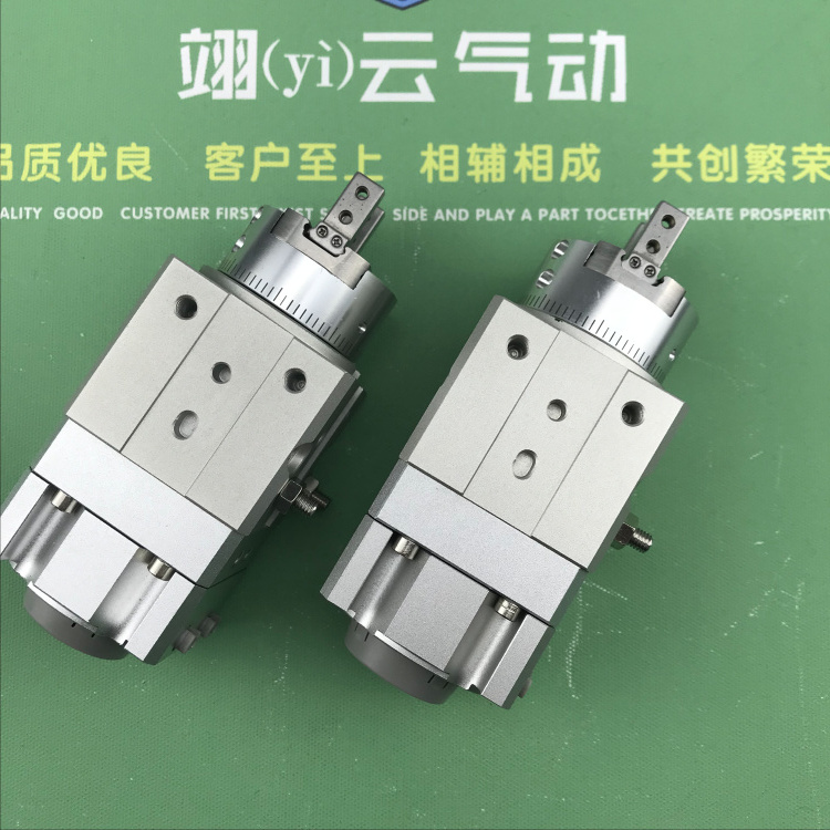 MRHQ20D 90S N MRHQ20D 180S N MRHQ25D 90S N MRHQ25D 180S N SMC Rotate finger cylinder Swinging Air Claw