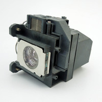 Replacement Projector Lamp ELPLP57 V13H010L57 For EPSON BrightLink 450Wi 455Wi 455WI T PowerLite 450W 460
