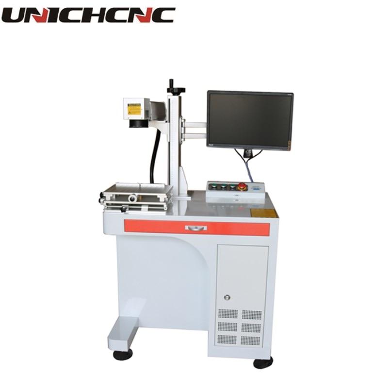 Made in China fiber laser marking machine 20WMade in China fiber laser marking machine 20W