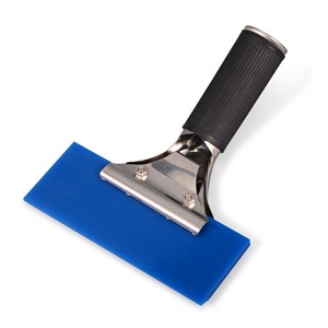 Image 4 - Ehdis 금속 손잡이 블루 맥스 스퀴지 + 1 pc 스페어 고무 블레이드 자동차 랩 도구 비닐 색상 변경 필름 설치 도구 자동차 아이스 스크레이퍼
