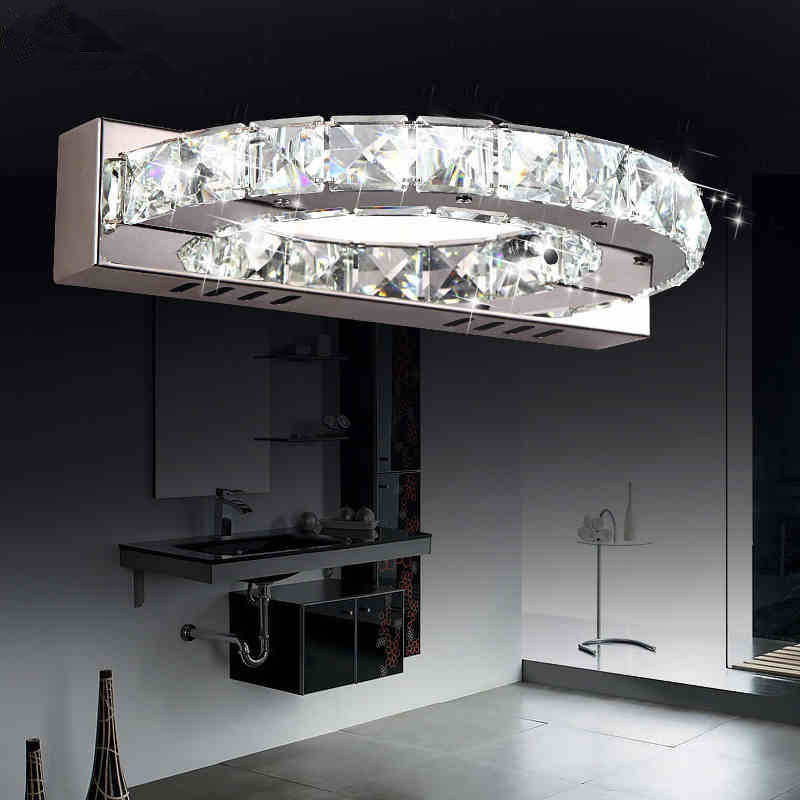 Modern Bathroom Wall Sconce LED Wall Light For Home Mirror ... on Bathroom Wall Sconce Lighting id=14895