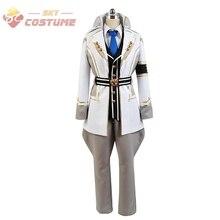 Kamigami no Asobi: Ludere deorum Tsukito Totsuka Uniform Jacket Shirt Vest Anime Halloween Party Cosplay Costumes For Men