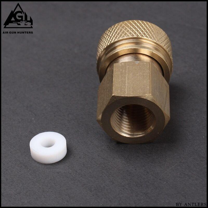 Купить с кэшбэком Paintball PCP High Pressure PE M10 O-Ring Gasket Air Seal Sealing for Mini Gauge pcp hand pump female connector 20PCS