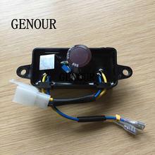 Генератор avr для бензинового генератора 2 кВт 168f 170f автоматический