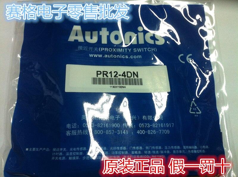 Proximity switch PR12-4DN