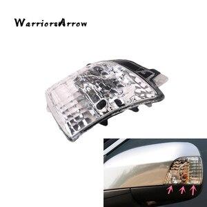 Przedni lewy lusterko wsteczne lusterko światło kierunkowskazu lampa narożna obiektyw do Volvo XC70 2008-2012 XC90 2007-2014 31111813