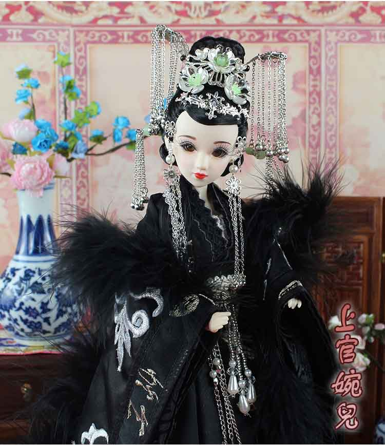 Free Shipping High-end Girl Dolls 12