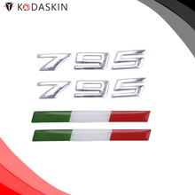 KODASKIN Motorcycle 3D Raise Personality Sticker Decal for DUCATI Monster 795