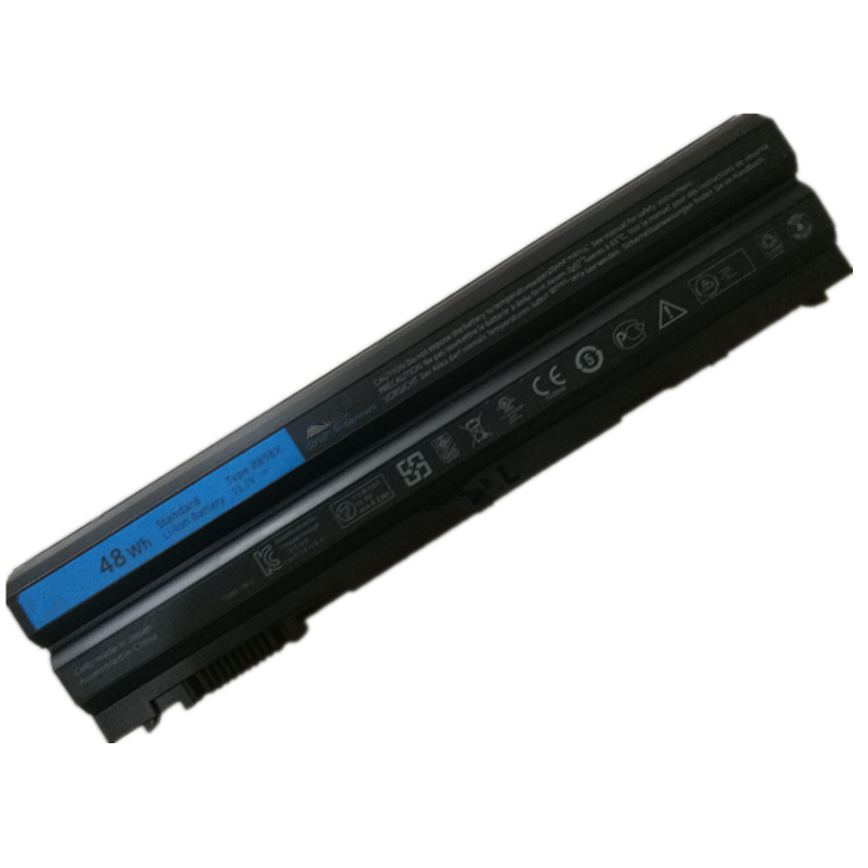 HSW notebook battery 11 1V 48WH For DELL 04NW9 05G67C 312 1163 312 1311 451 11694 8858X 8P3YX 911MD HCJWT KJ321 in Laptop Batteries from Computer Office