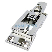 Stainless Steel Boat Locker Hatch Anti Rattle Latch Marine Fastener Clamp