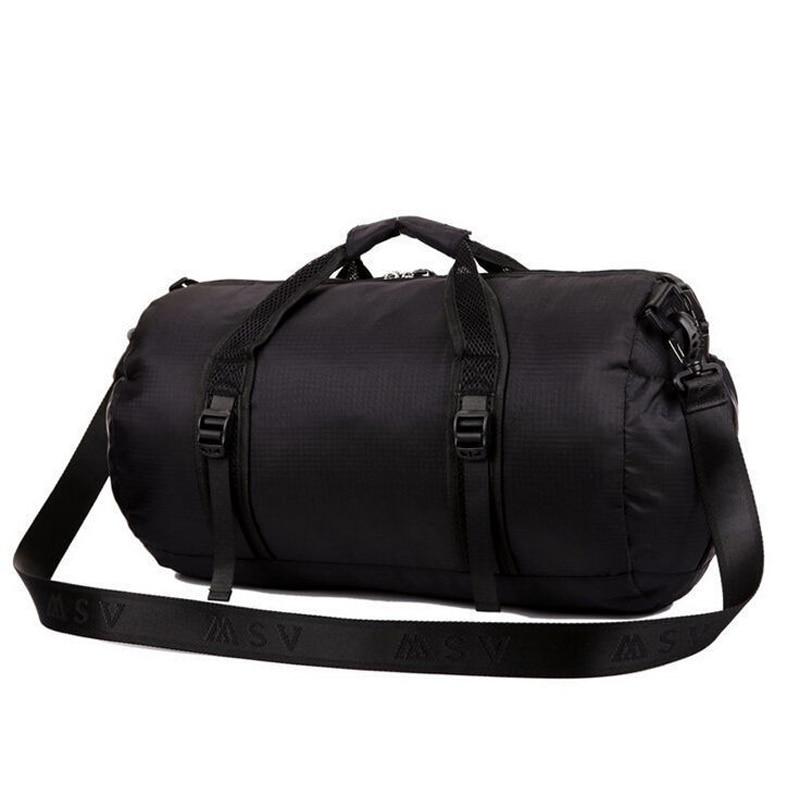 Scione Vanntett Reise Bag Multifunksjon Travel Duffle Vesker til - Bagasje og reiseposer - Bilde 4