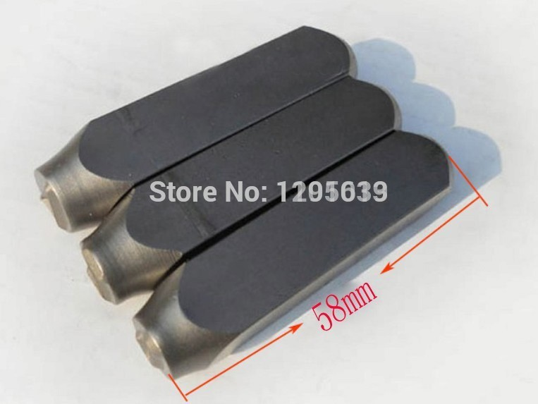 HOT SALE 4 MM NUMBER 0-8 PUNCH STAMP SET 9 PIECES ,JEWELRY MAKING TOOLS