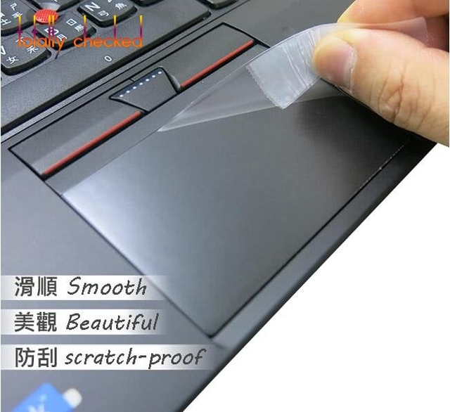 US $3 99 |Matte Touchpad film Sticker Protector for Lenovo Thinkpad X280  X270 X260 X250 E480 E580 T480 T580 T470 T570 P52S Touch Pad-in Tablet  Screen