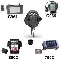 Скидка 10% bafang 8fun 36 В 350 Вт Двигатель bbs01b середине кривошипно Двигатель электро велосипед Ebike комплекты c961/c965 или ЖК дисплей Дисплей 850c/750C Цвет