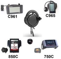 10% off BAFANG 8fun 36V 350W motor BBS01B mid crank Motor eletric bicycle ebike kits C961/C965 or LCD Display 850C/750C Colour