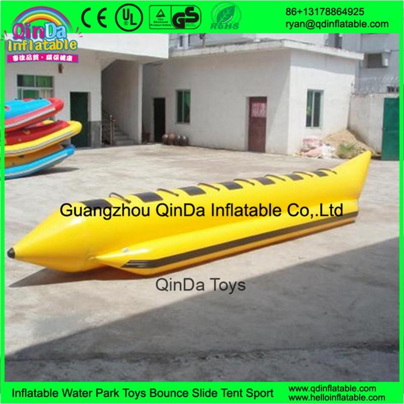 inflatable water sled tube banana boat04