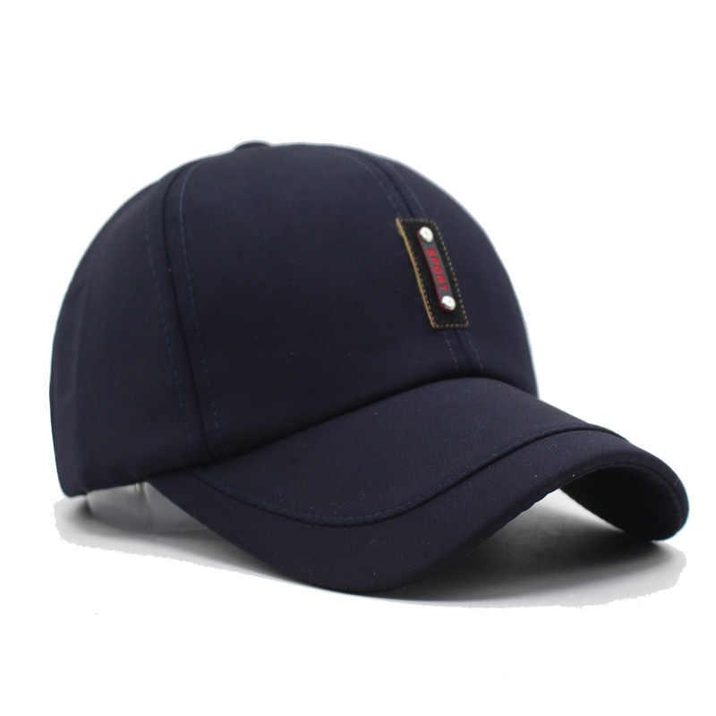 אופנה בייסבול כובע גברים Snapback כובעי נשים כובעי גברים אבא מותג Casquette עצם מזדמן רגיל שטוח מתכוונן חדש שמש כובע כובעים