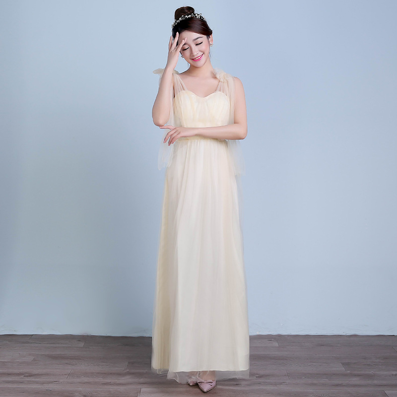Fashion Convertable Wedding Dresses For Teenage Girls Party Gowns