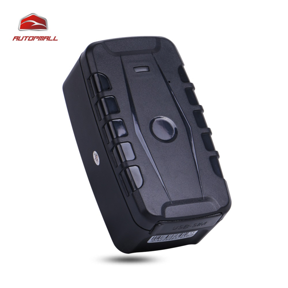 Car GPS Tracker LK209C 20000mAh Battery Real Time font b Vehicle b font Locator Powerful Magnet
