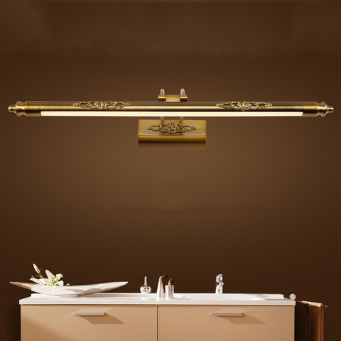 europa espelho cosmetico lampada 500mm 8 w