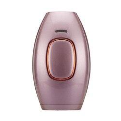 Mini twarzy usuwanie włosów na stałe laser ręczny depilacja Depilador maszyna do całego ciała laserowy depilator urządzenie