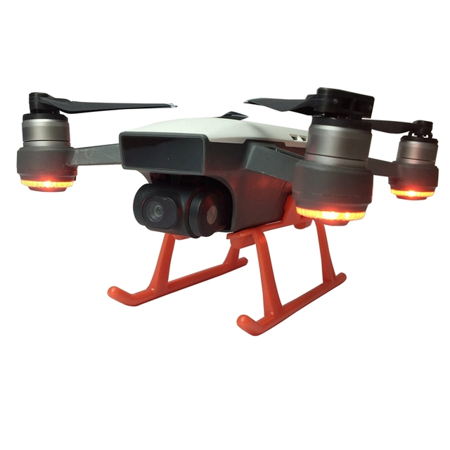 Protective Easy-to-Install Plastic Drone Landing Gear