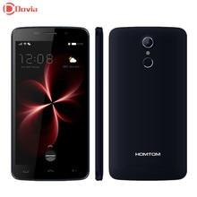 Homtom ht17 pro 4 г смартфон 5.5 дюймов hd экран mt6737 quad ядро Мобильного Телефона 2 ГБ RAM 16 ГБ ROM 8.0MP Камера 3000 мАч Сотовый телефон