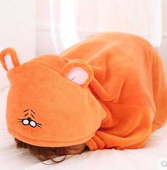 Himouto Umaru-chan Cloak Cosplay Umaru chan Home Wear Cosplay Soft Flannel Robe Blanket High Quality Pajamas Costume For Girls - DISCOUNT ITEM  21 OFF Novelty & Special Use