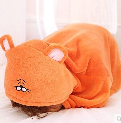 Himouto Umaru-chan Mantel Cosplay Umaru chan Homewear Cosplay Weiche Flanell Robe Decke Hochwertigen Pyjamas Kostüm Für mädchen