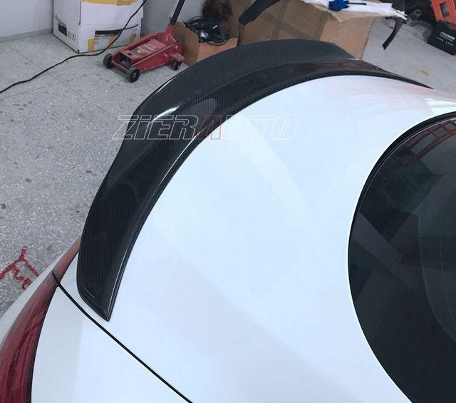 Rétroviseur en Fiber de carbone pour Mercedes W205 coupé C63 AMG PSM   Kit de carrosserie daile de Style pour Mercedes W205 coupé C63 AMG