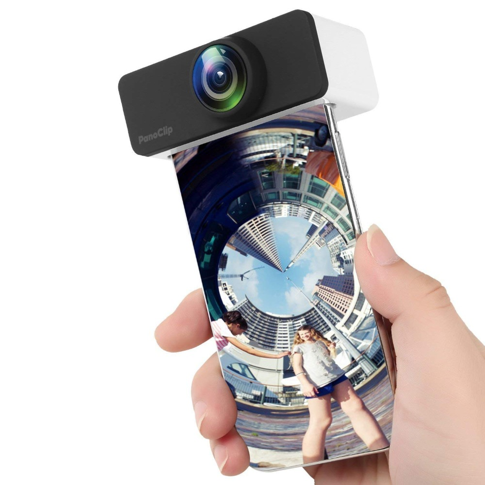 Professional 360 Degree Panoramic Dual Lenses For iPhone 8 Plus Cell Phone Camera Lens Kits For iPhone 7 7 Plus 8 8 Plus