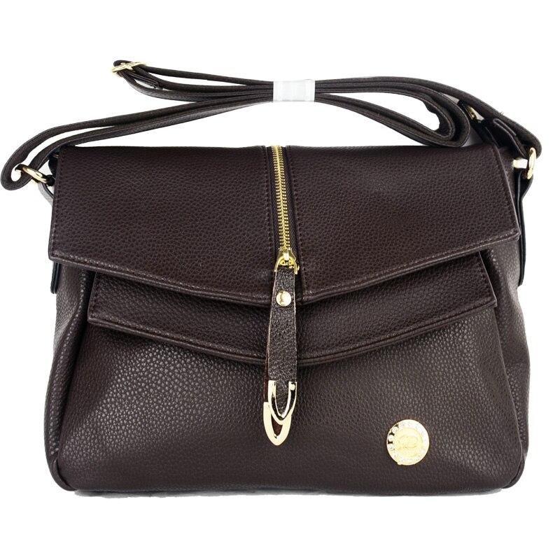 couro para mulheres bolsa do Bag Trend Estilo : Shoulder Messenger Bag