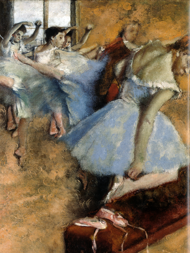 Figurative posters canvas painting edgar degas dancers masterpiece reproduction copy impressionism art canvas prints unframed