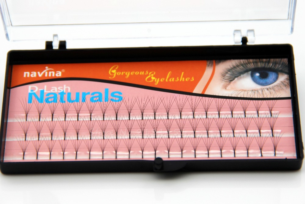 Navina 6 Roots 60 Natural 8mm / 10mm / 12mm / 14mm Long Black - Makeup - Foto 3