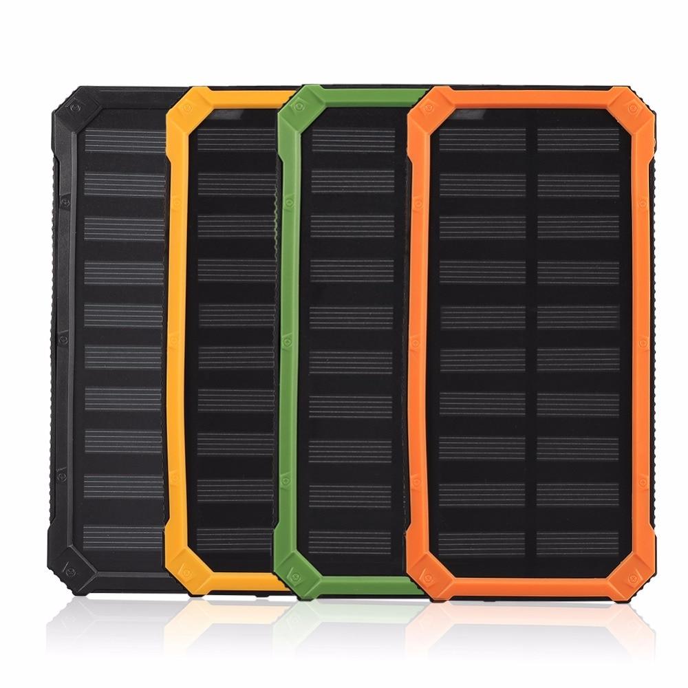 Portable 20000 mAh Rapide De Charge Double USB Polaire Mobile Power Bank Cas DIY Kit