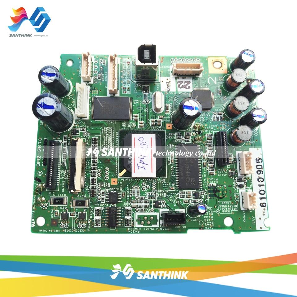 Original Main Board For Canon iP4200 QM2-2670 iP 4200 Formatter Board Mainboard logic main board for canon mp170 mp 170 formatter board mainboard qm2 3210