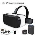 HOT All In One Headset S600 3D VR Óculos de Alta Qualidade 5.5 inch1080P FHD Envolvente Headset Óculos De Realidade Virtual 3D VR S600