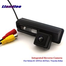 Liandlee For Scion tC ANT10 AGT20 / Toyota Zelas Car Parking Camera Backup Rear View Camera / SONY CCD Integrated Nigh Vision mgoodoo new rear view backup camera parking assist camera 86790b1100 for toyota 86790 b11000