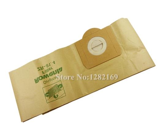 5 шт./лот пылесос пыли бумажный мешок для гувер S2043 SX2043 Electrolux Z53 Z55 Nilfisk аэро серии и т . д .