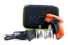 Free shipping !KLOM High Quality Locksmith Maintanance Tool Kit Sets for Professional Locksmiths