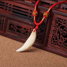 Tibet Fang Amulet Pendant Necklace for Man with Adjustable Chain TBP585