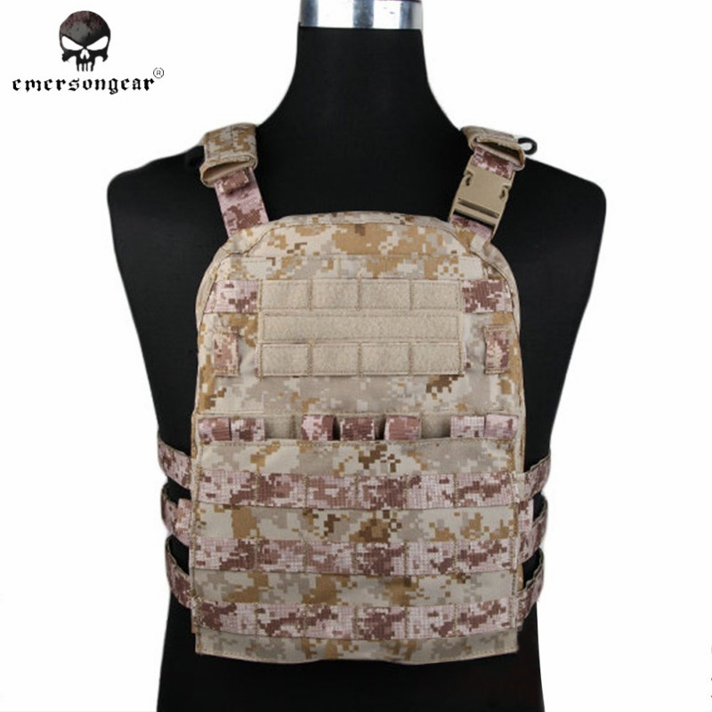 Emerson CP STYLE Lightweight AVS VEST Nylon Molle Hunting Paintball Vest Combat Gear Airsoft Tactical Vest EM7398 AOR1 ^