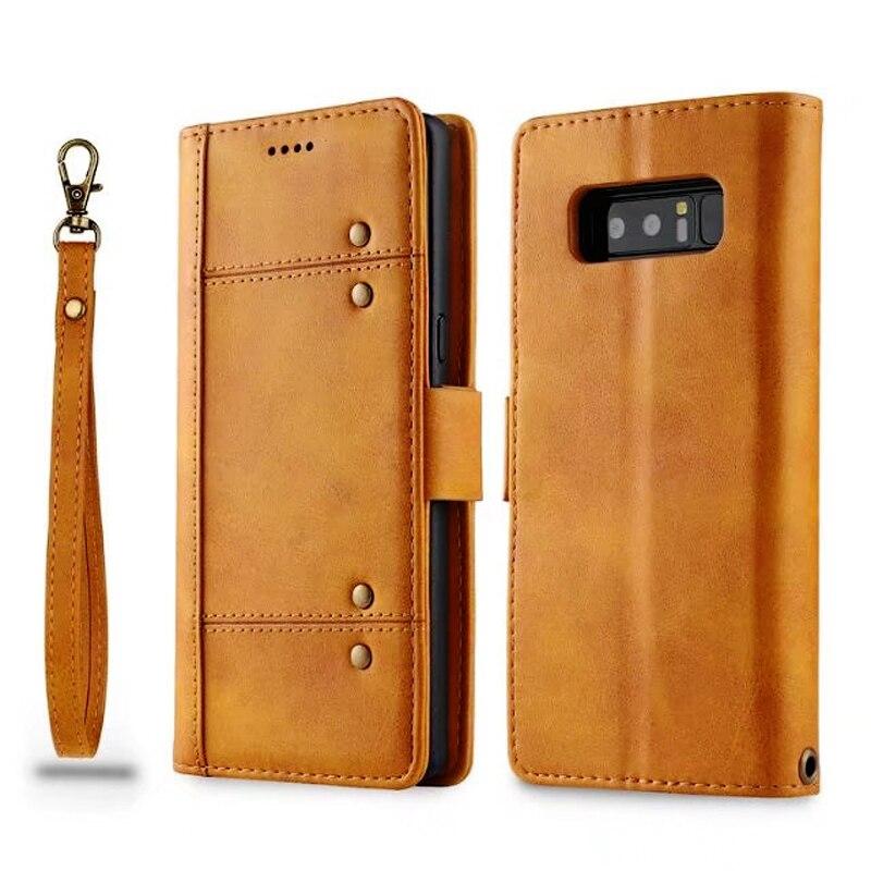 Для Samsung Galaxy Note 8 S8 Plus кожа карты 2 в 1 съемная откидная крышка чехол для Samsung S7 s7edge чехол Wallet Магнитный