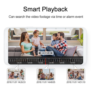 Image 5 - Techage 8CH 1080N AHD DVR Kit 720P CCTV System 1MP IR Night Vision Indoor Outdoor Camera Video Home Security Surveillance Set