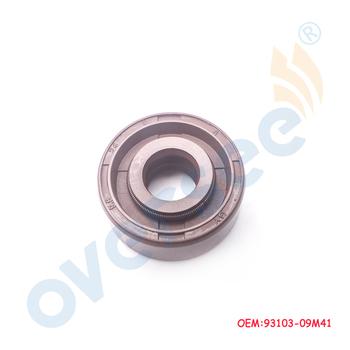 OVRESEE 93103-09M41 uszczelnienie olejowe 9 8x24x9 dla Yamaha silnik zaburtowy 3HP 6L5 tanie i dobre opinie OVERSEE 2 stroke Benzyna Nowy