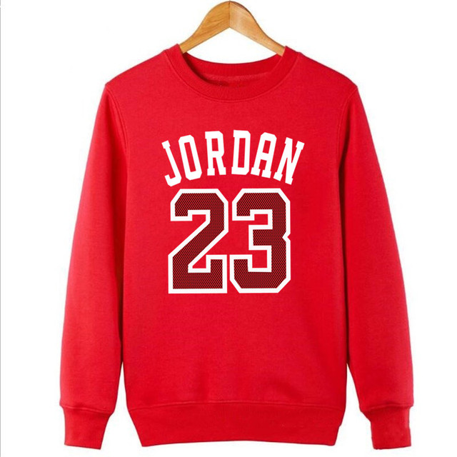 2018 New Jordan Hoodies Men 23 Printed Mens Hooded Sweatshirts