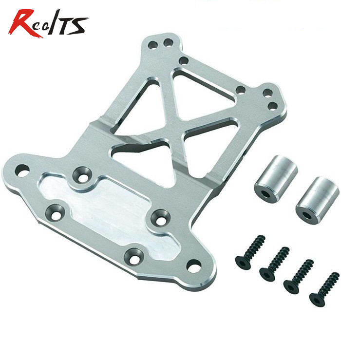 RealTS Alloy rear Shock tower plate (rear) for FS Racing//MCD/CEN/REELY 1/5 scale RC car realts fs1870 1 5 scale 2wd to 4wd conversion kit set new version for fs reely 1 5 series